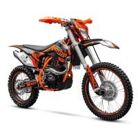 """Krosinis motociklas 250cc 21""""/18"""" X-motos XB-39 su el. starteriu"""