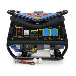 KRAFT&DELE KD141 Benzininis generatorius 3 kW vienfazis