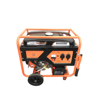 ASTOR benzininis generatorius 5,5 KW vienfazis/trifazis