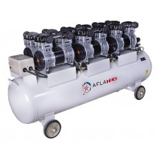 Betepalinis oro kompresorius AFLATEK 200L 1260l/min 380V