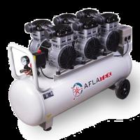 Betepalinis oro kompresorius AFLATEK 100L 210l/min